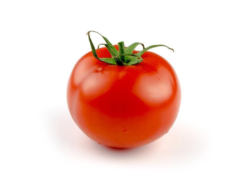 Tomate Ronde Alsace propre récolte