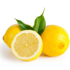 Citron Jaune Non Traité après récolte