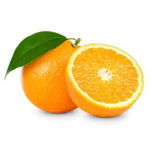 Orange Non Traitée après récolte